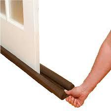 Set 2 x Protectie izolatoare pentru usi si ferestre, impotriva curentului