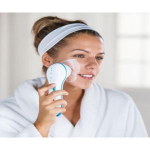 Perie de masaj si curatare faciala Spin Spa