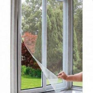 Set 4 plase pentru ferestre, impotriva insectelor