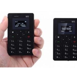 Telefon mic M5 - Cel mai mic telefon