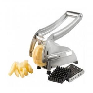 Dispozitiv pentru feliat cartofi si legume