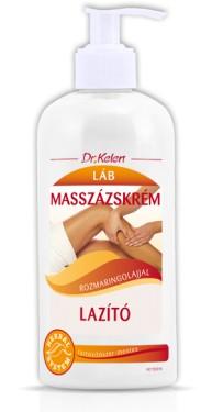 Crema pentru masajul Picioarelor - Dr.Kelen