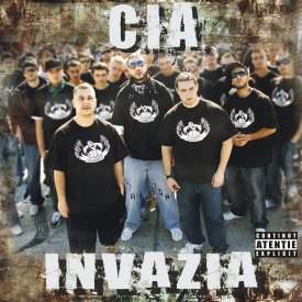 """CIA - Invazia"" album ORIGINAL + sticker ""Facem frumows"""