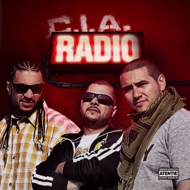"""""""CIA - Radio"""" album ORIGINAL + sticker """"Facem frumows"""""""