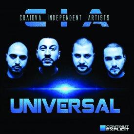 """""""CIA - Universal"""" album ORIGINAL + sticker """"Facem frumows"""""""
