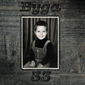 """Byga - 33"" album ORIGINAL + sticker ""Facem frumows"""