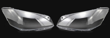 Set 2 sticle faruri pentru Mercedes S-Class W221 Facelift (2009 - 2013) - HW023