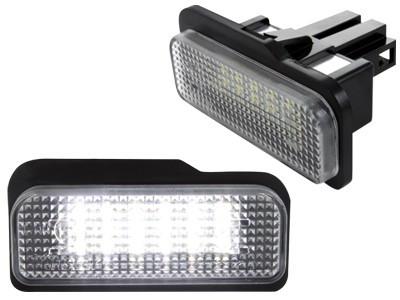 Lampi numar led MERCEDES-BENZ C W203, W211, W219, R171 - BTLL-012