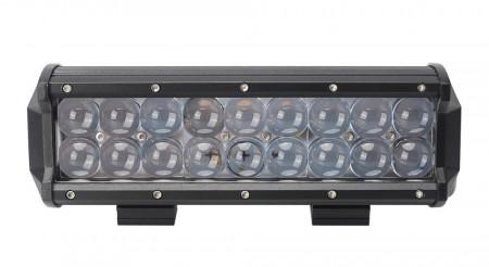 """LED Bar Auto Offroad 4D 54W/12V-24V, 4590 Lumeni, 9""""/23 cm, Spot Beam 12 Grade"""