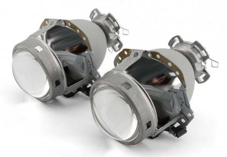 """Lupe Bixenon D2S 3"""" tip Hella E55 EvoX-R 3.0 cu suport pentru igniter"""