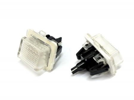 Lampi numar led MERCEDES-BENZ W204, W212, W221, C216, C207 - BTLL-013