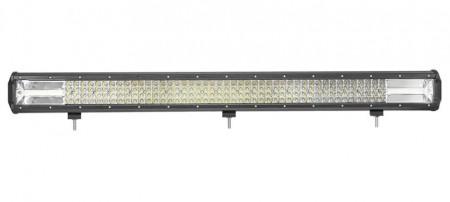 """LED Bar Auto 594W, leduri pe 3 randuri, 12V-24V, 41580 Lumeni, 40.5""""/103,5 cm, Combo Beam 12/60 Grade"""