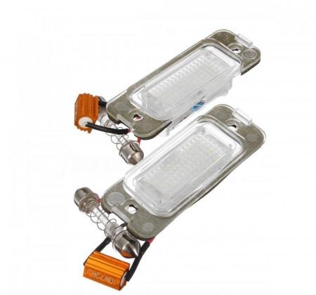Set Lampi Numar Led Mercerdes-Benz ML W164, GL X164, R-Class W251 - BTLL-211