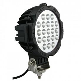 Proiector LED Auto Offroad 63W/12V-24V, 4410 LM, Negru, Spot Beam 30 Grade
