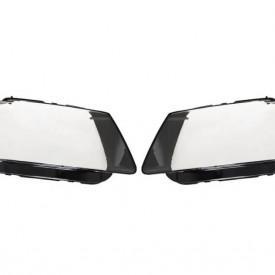 Set 2 sticle faruri pentru Audi Q5 Non Facelift (2008 - 2012) - HA041