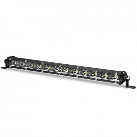 "LED Bar Auto 36W Super Slim (35 mm) 12/24V, 3060 Lumeni, 13""/33cm, Spot Beam - B18-36W"