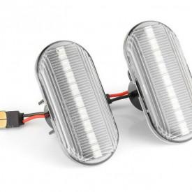 Set 2 Semnalizari Aripa LED pentru Dacia Duster, Lodgy, Dokker - BTLL-319
