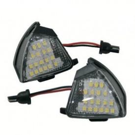 Lampi LED Undermirror VW GOLF 5, PASSAT B6, JETTA, EOS, TOUAREG - BTLL-057