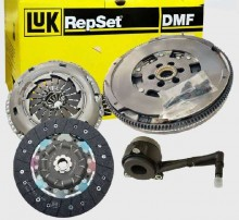 Kit ambreiaj VW GOLF IV (1J1) 1.9 TDI 130cp 4motion, LUK 600 0013 00