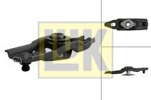 Set debraiere actionare ambreiaj SMART FORTWO Cabrio (451) 1.0 (451.431, 451.480), LUK 514 0003 10