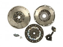 Set volanta dubla si kit ambreiaj Ford Focus 3 1.6 TDCi