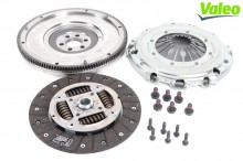 Kit ambreiaj VW GOLF IV (1J1) 1.9 TDI 115cp 4motion, VALEO 835010