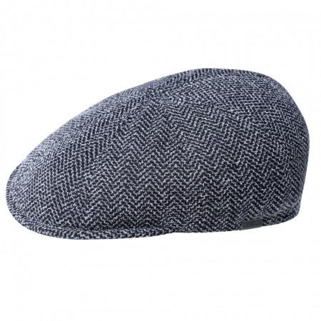Kangol-Basca-albastra-pattern-504