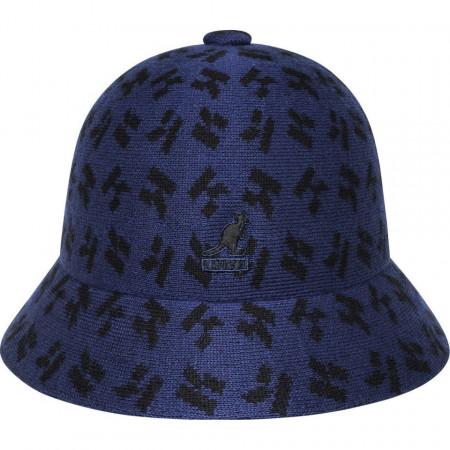Kangol-palarie-square-K-casual-bleumarin