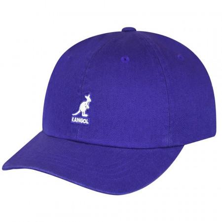 Kangol-sapca-mov-washed-cotton-adjustable-baseball