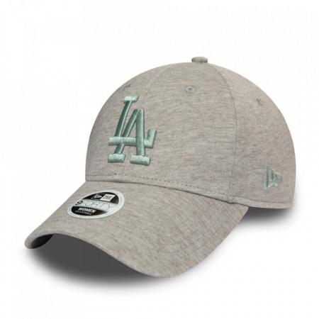 New-Era-sapca-ajustabila-baseball-jersey-LA-Gri