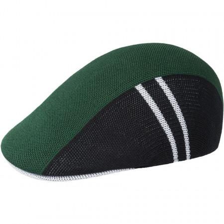 Kangol-basca-verde-star-stripe-507