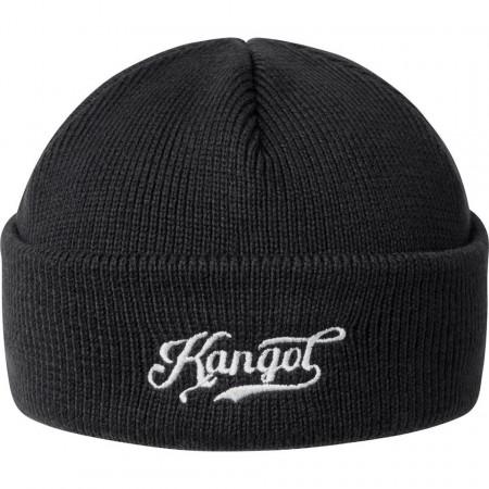 Kangol-caciula-neagra-vintage-script-skull