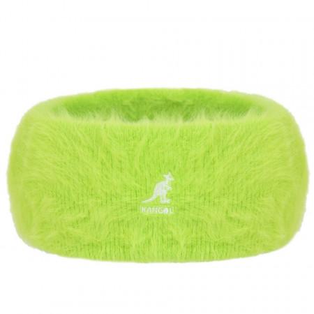 Kangol-bentita-verde furgora-headband
