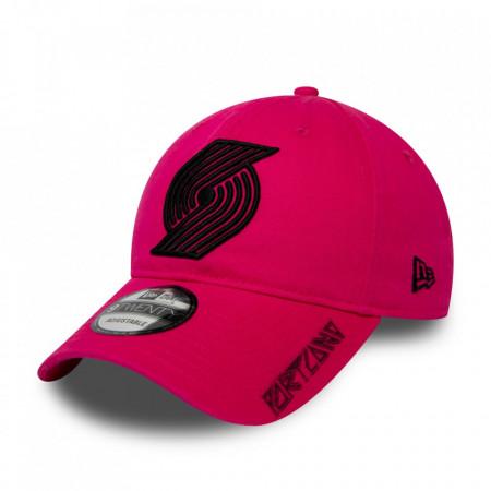 New-Era-sapca-ajustabila-portland-trail-blazers-roz
