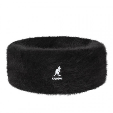 Kangol-bentita-negru-furgora-headband