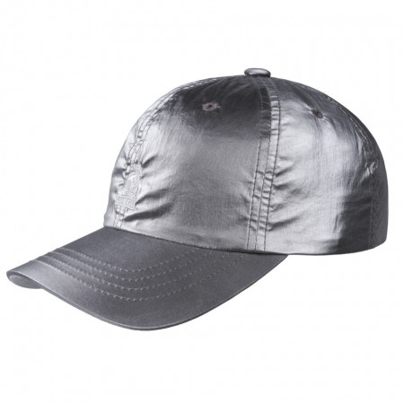 Kangol-sapca-argintie-iridescent-baseball