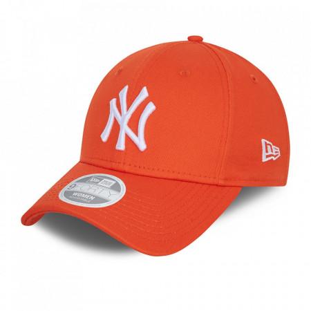 New-Era-sapca-ajustabila-baseball-NY-portocaliu
