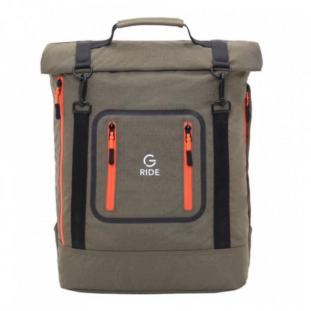 G-Ride, Rucsac-verde-premium-balthazar-audacious-12L