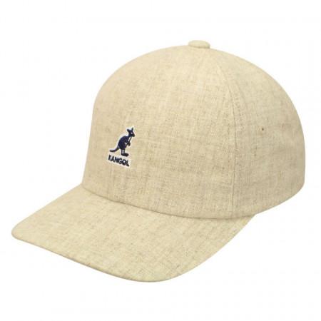 Kangol-sapca-bej-vintage-baseball
