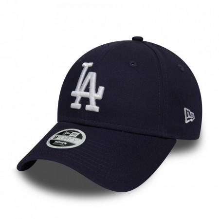 New Era-sapca-ajustabila-baseball-esessential-LA-bleumarin