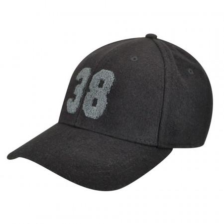 Kangol-sapca-neagra-vintage-adjustable-baseball