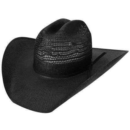 Bailey-Western-palarie-cowboy-desert-knight-bangora-negru