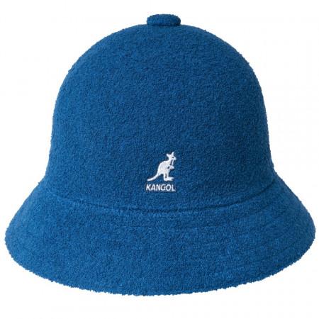 Kangol, Palarie albastra bermuda casual