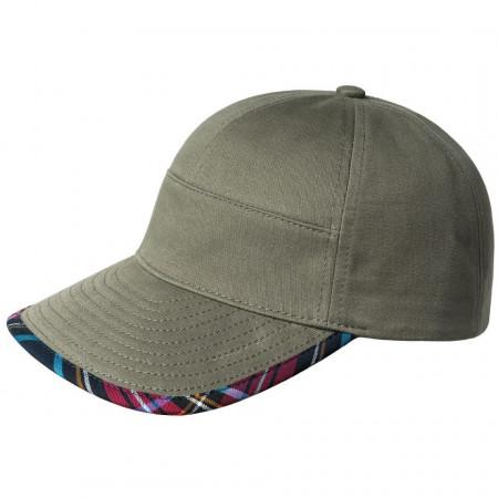 Kangol-sapca-verde-placket-adjustable-baseball