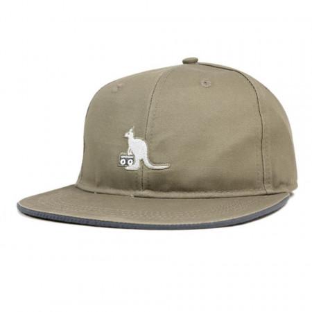 Sapca-Kangol-Mascot-Baseball-Verde-Oliv