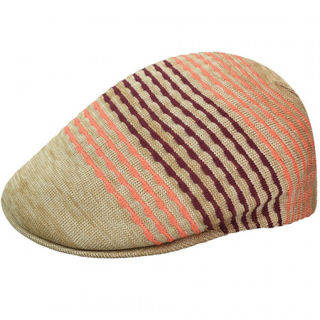 Kangol-basca-gri-blip-stripe-504