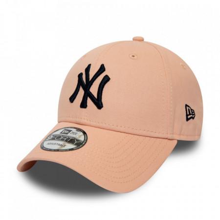 New-Era-sapca-ajustabila-baseball-NY-roz-negru