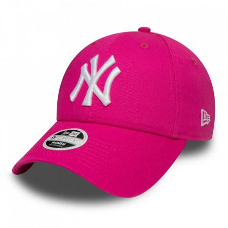 New-Era-sapca-ajustabila-baseball-NY-roz