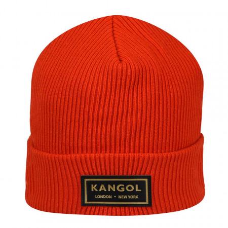 Kangol-caciula-portocalie-gold-beanie