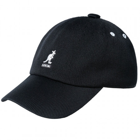 Kangol-sapca-neagra-tropic-adjustable-spacecap
